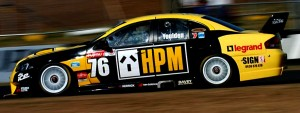 The Cat V8 supercar built by Centreline Suspension Melbourne