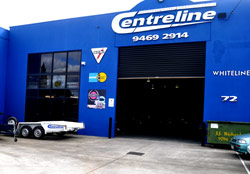 Centreline Suspensions workshop