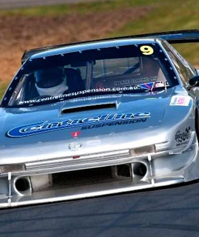 race car builders centrelines rx7 silver cullet